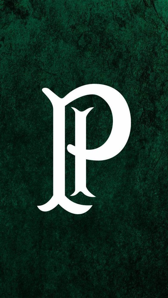 Papel de Parede Com o P do Palmeiras