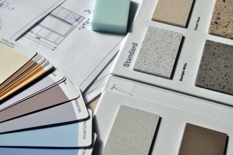 construção de casas de luxo